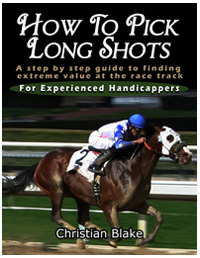 how to pick long shots by christian blake