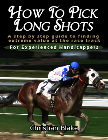 how to pick long shots in horseracing