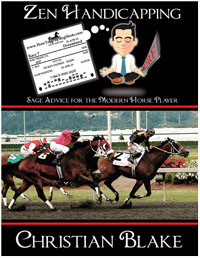 zen handicapping by christian blake